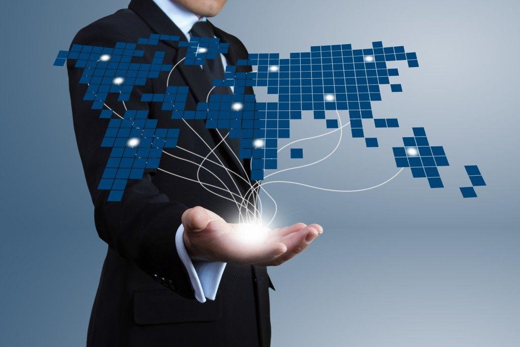 Business Expansion Concept
