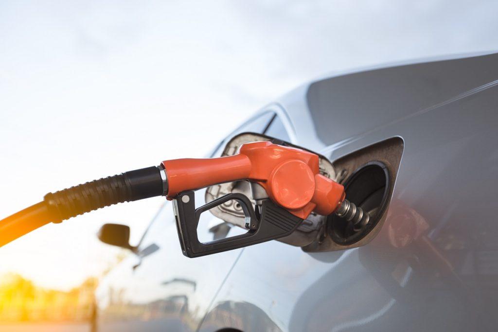 fueling car tank