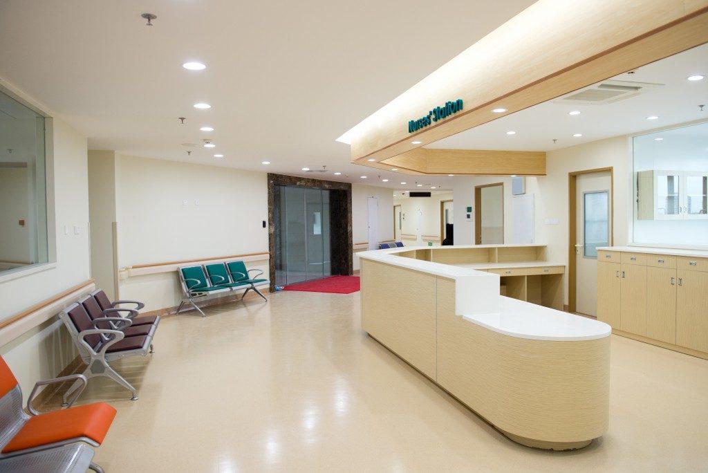 hospital information desk
