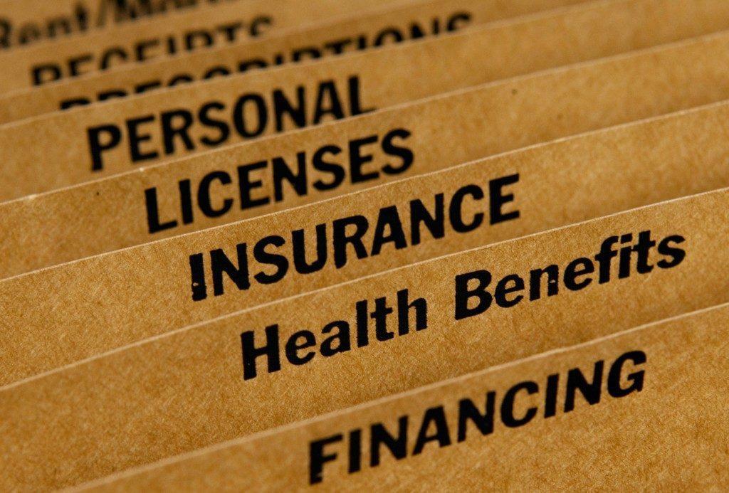 folder labels of benefits