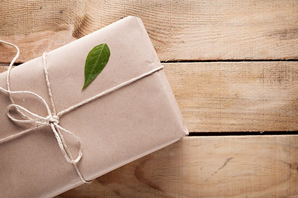 eco friendly wrapping