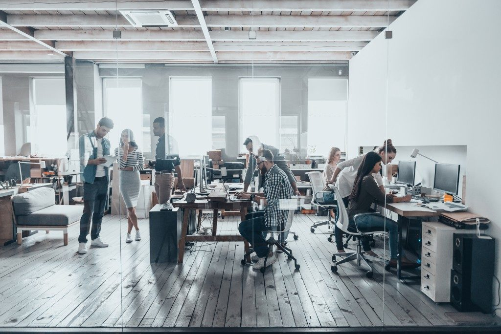office of a purpose-driven business