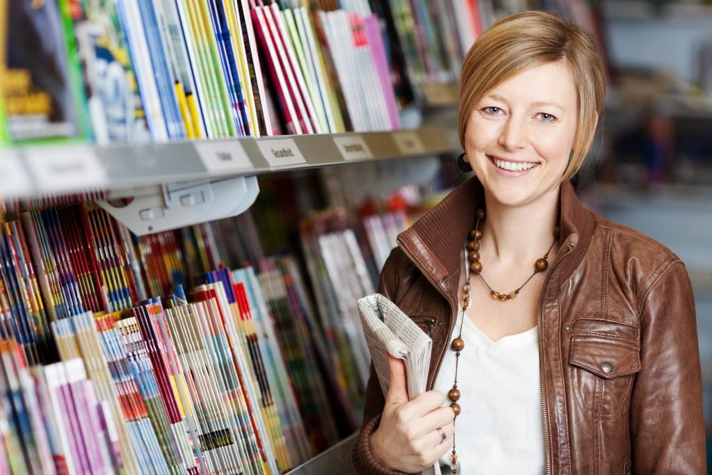 bookstore kisok