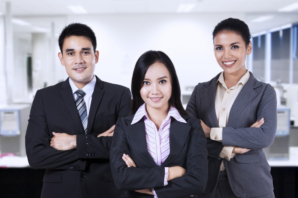 Office employees